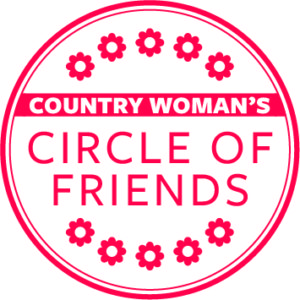 Country Woman's Circle of Friends